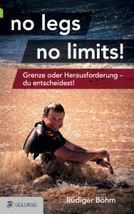 Buchtitel No legs no limits!